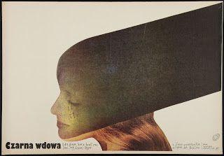 Black Widow, 1987 Polish Title: Czarna Wdowa Artist: Lech Majewski, 1987