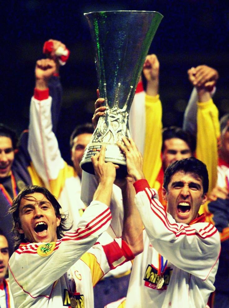 UEFA Cup Winner 2000