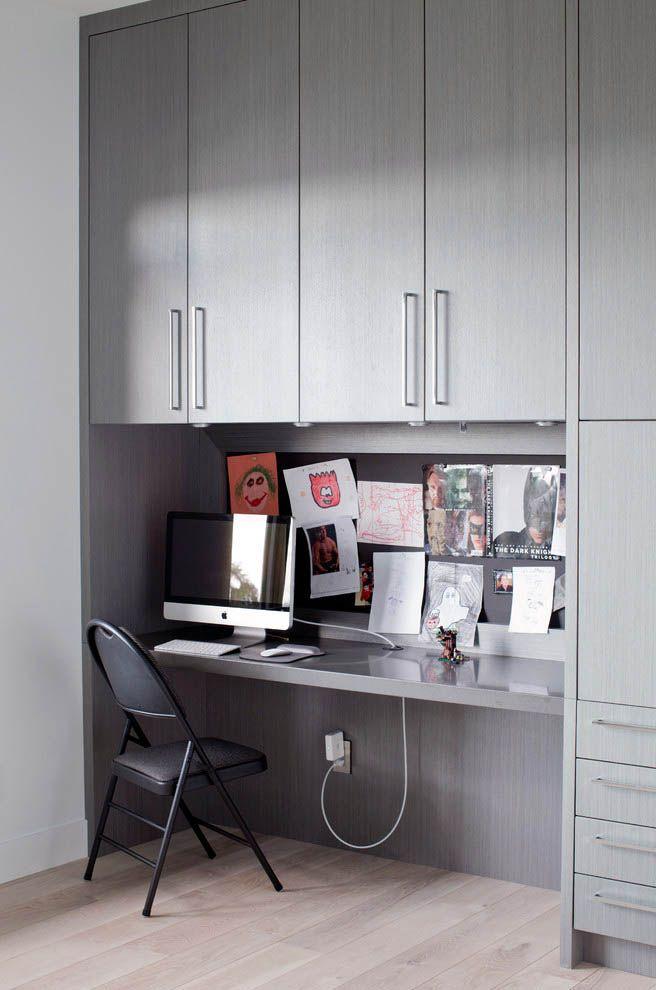 Impressive Modern Wood Office Desk Exclusive On Neuron Home Decor