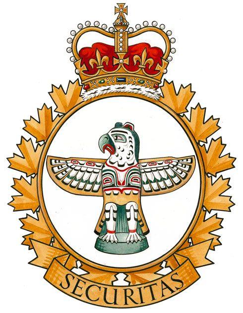 Insigne de la Branche de la police militaire