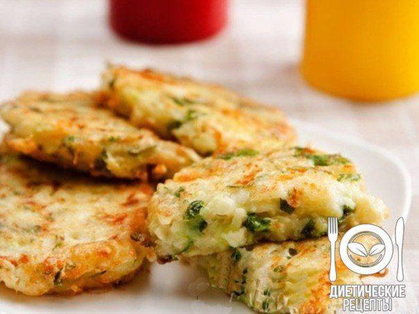 Котлеты из кабачков – просто и вкусно!