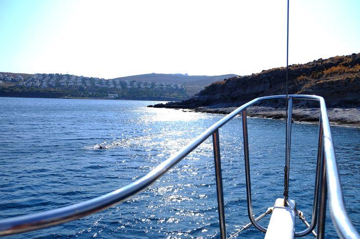 Ozge Hiz / Bodrum, Turkey, Summer vibes, Agean sea, Travel photography