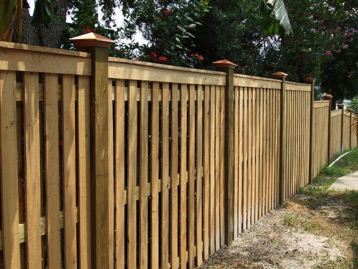 Home Depot Wood Picket Fence Panels