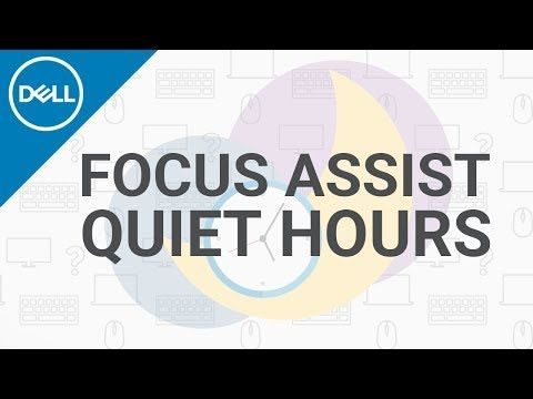 "6ffa8305d4f5 Windows 10 Features: Within the Windows 10 April 2018 Update, ""Quiet hours"" becomes  Focus Assist. 🔬 Besides the new name, this feature has been given a ..."