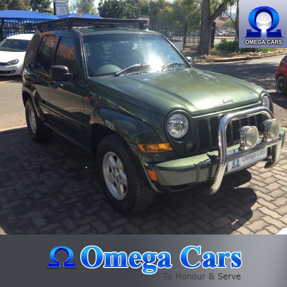 2007 JEEP CHEROKEE 3.7L LIMITED AT - 218189km R 89 900-00