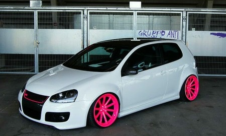 VW Golf GTI, Love My TDI