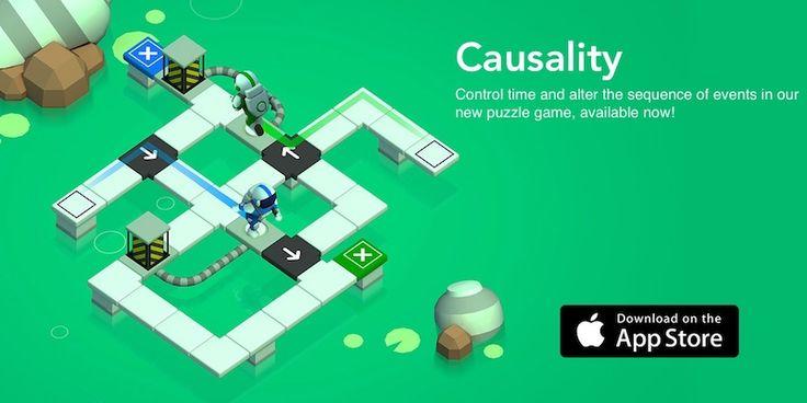 Cel mai bun joc pentru iPhone în această săptămână – Causality|Review