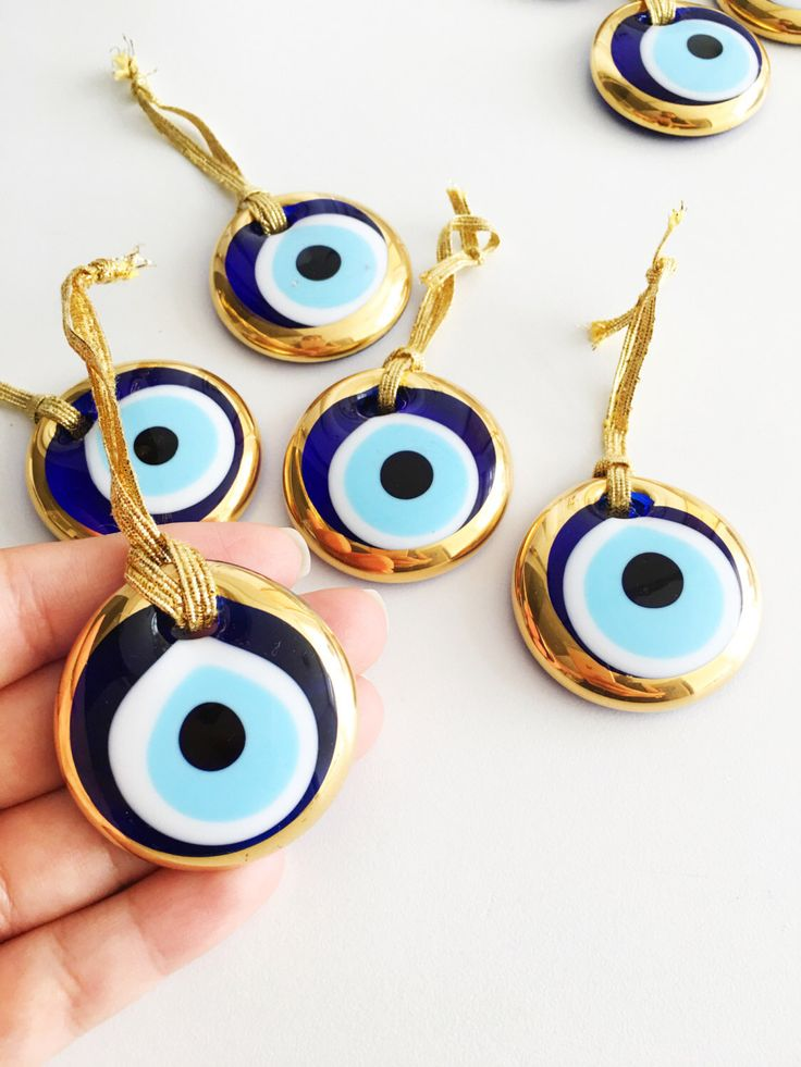 https://www.etsy.com/listing/475646925/2pcs-gold-evil-eye-bead-45cm-evil-eye 2pcs gold evil eye bead - 4.5cm - evil eye wall hanging - gold evil eye charm - car rear mirror charm - turkish evil eye - nazar boncuk It is 4.5cm evil eye wall hanging (evil eye bead) #evileye #evileyes #evileyebeads #style #fashion #weddingfavor #weddingideas #gifts #wedding