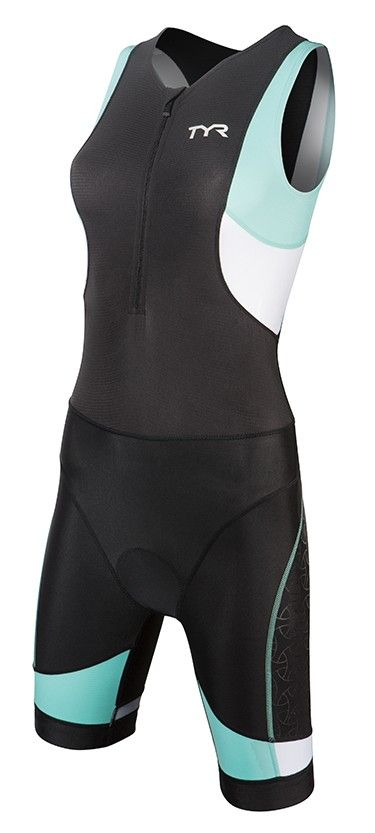 Women's Competitor Trisuit with Front Zipper | TYR
