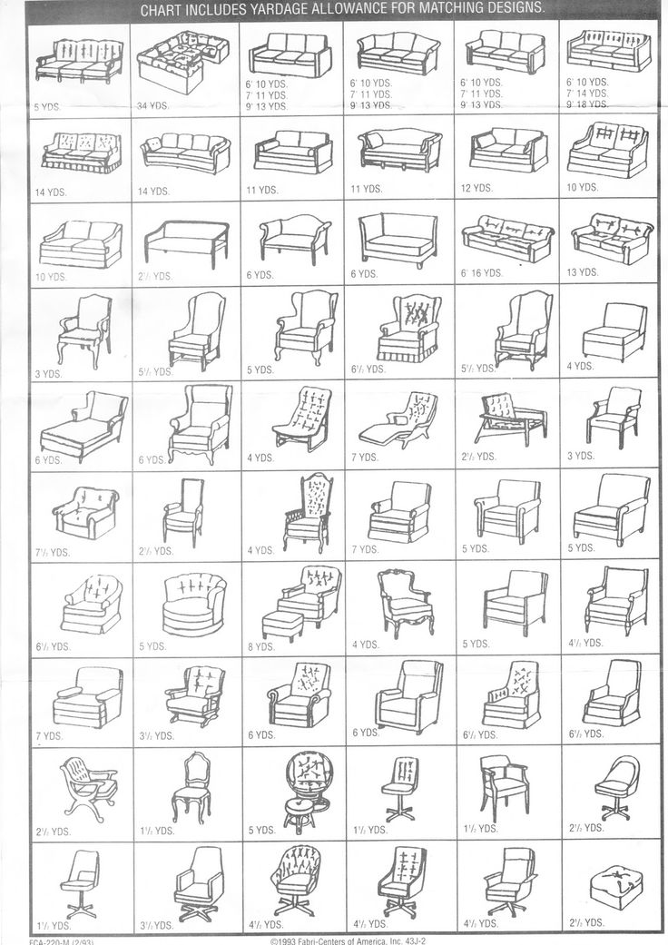 1000 Ideas About Fabric Covered Furniture On Pinterest
