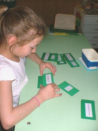 Anyanyelv-pedagógia, Montessori