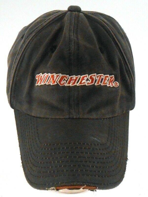 1ceef576 Winchester Rifles Est 1866 Distressed Strapback …   Hats Trucker Snapback  Mesh Cabbie Newsboy Visor's Lids New Vintage Men Women Children Infant &  More in ...