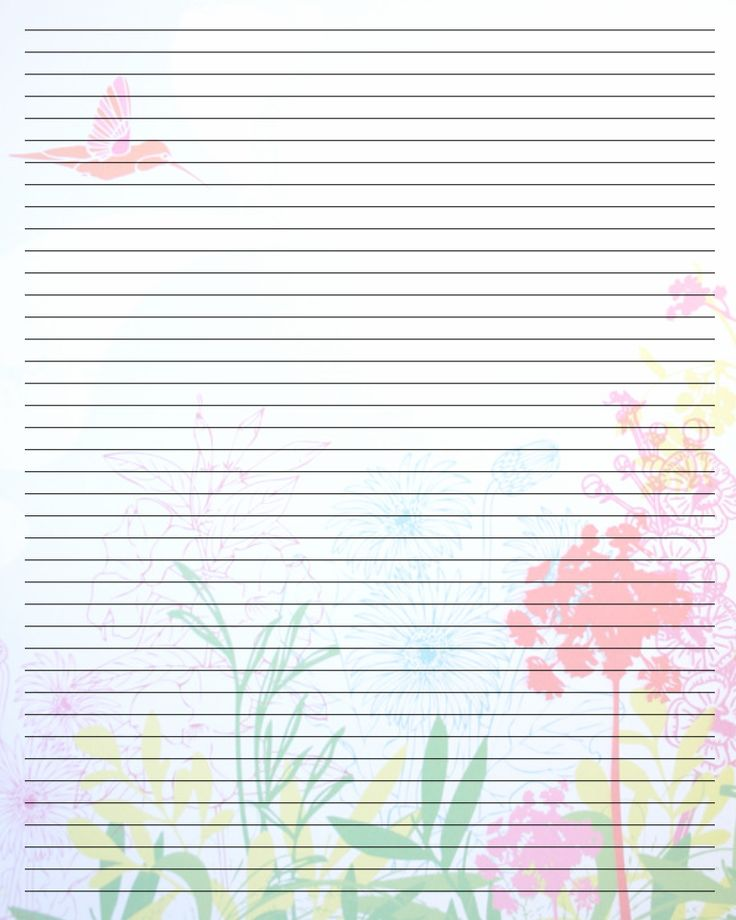 Printable valentine writing paper new calendar template