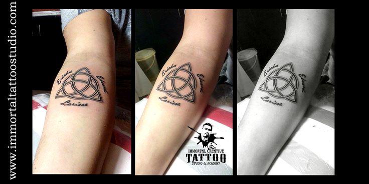17 best ideas about eternal love tattoo on pinterest for Love symbol tattoos
