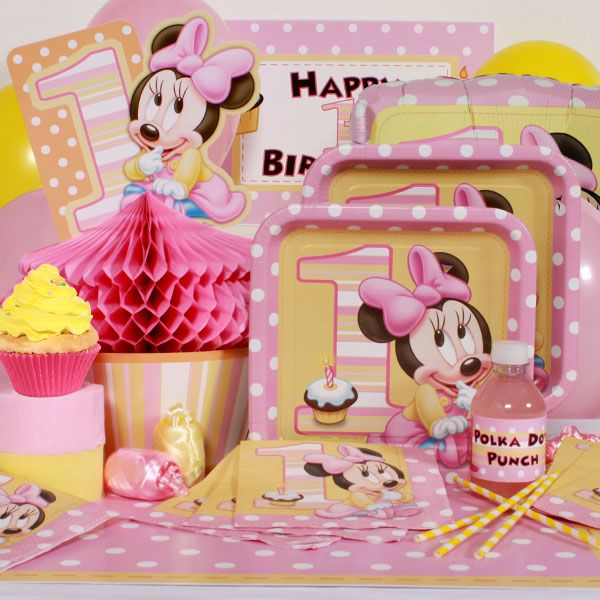 Birthday decoration kit just for you baby girl for 1st birthday decoration packages