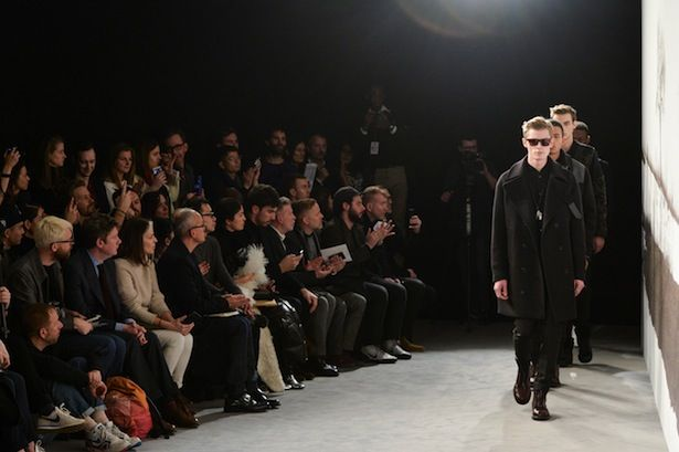 Coach Men's Fall 2015 Runway