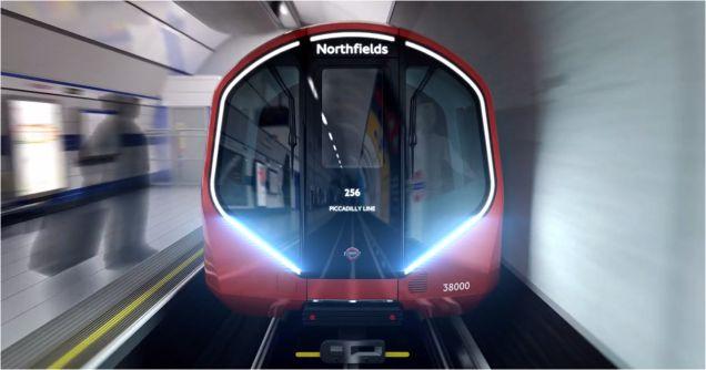 ¿Cómo será el metro de Londres de 2020? Diseño de Priestmangoode, creadores del World Wiew