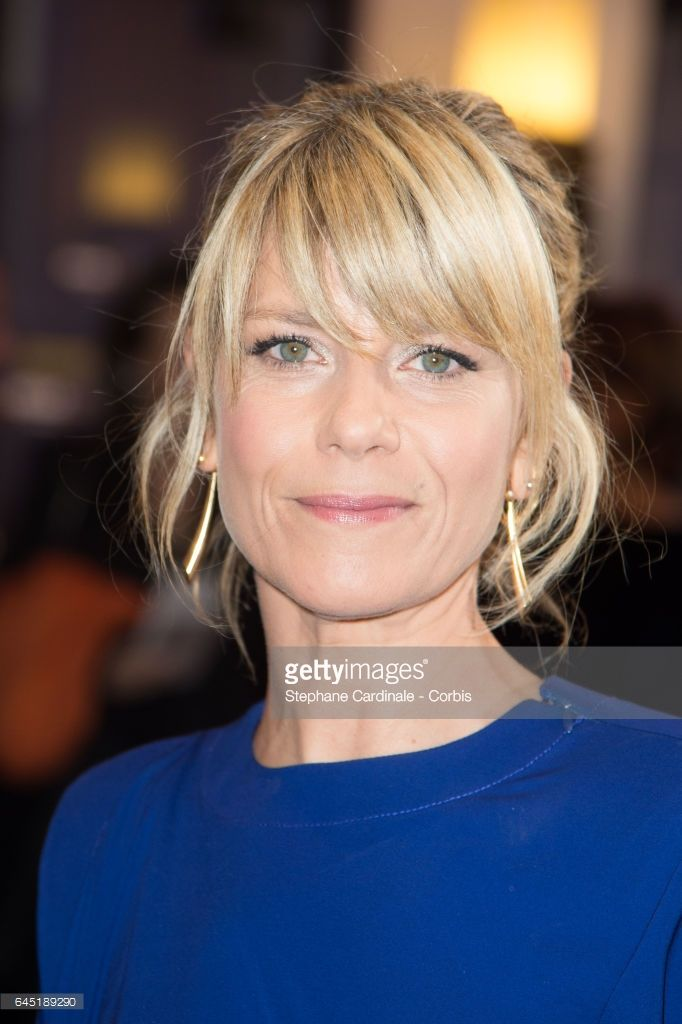 Photo d'actualité : Marina Fois attends the Cesar Film Awards 2017...