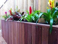Landscaping Planter Box Melbourne. Landscaper Pakenham - Ground Up Garden Renovators www.gardenrenovators.com.au