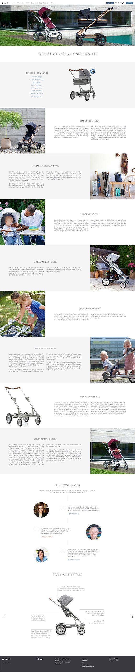 #ShopwareDesign #ShopwareTheme #ShopwareShop #eCommerce #eCommerceSoftware #eCommerceplatform #Onlineshop #Children #Baby #Kids #seedstroller #seed #skandi #danishdesign #momstyle #motherhoodthroughig