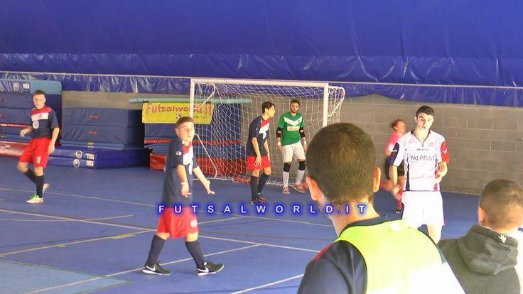 3/12/17 Bergamo C5 - Real Cornaredo , highlights , Under 19 , futsal / c...