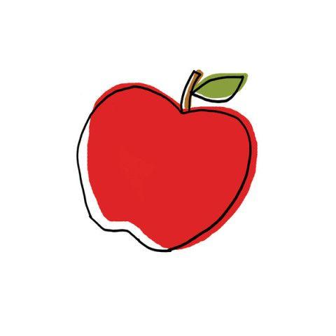 Crisp Apple Tattoo