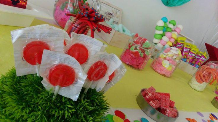 CandyBar para Primera Comunión #candybar #comuniones
