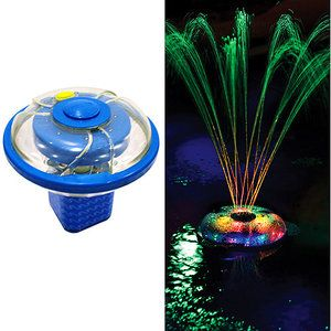 AquaGlow Underwater Light Show Fountain...I need this!