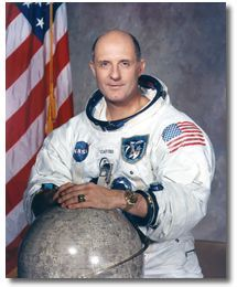 Thomas Stafford (NASA Photo) - graduated Weatherford High School with my father in 1948
