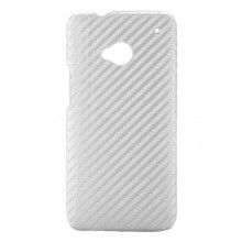 Forro HTC ONE - Carbon Blanco  Bs.F. 67,20