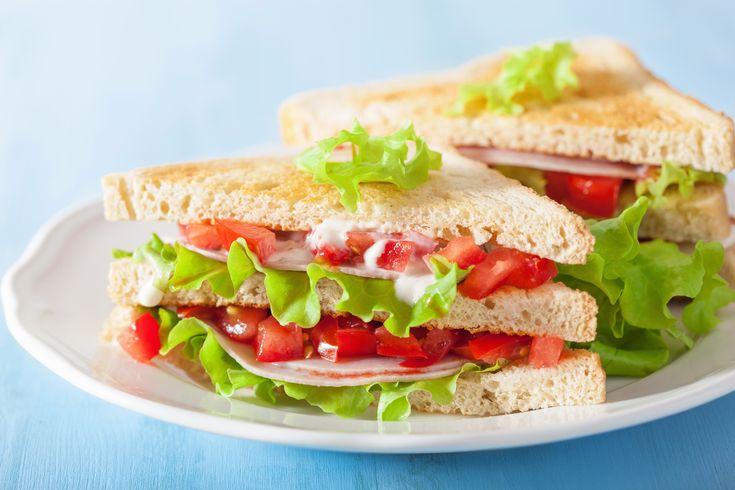 10 receitas de sanduíche natural saudável SANDUÍCHE DE BLANQUET DE PERU