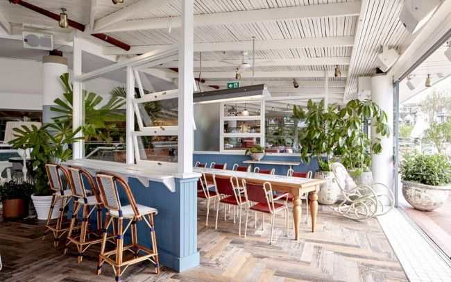 Look inside Coogee Pavilion's new rooftop bar and restaurant - Vogue Living