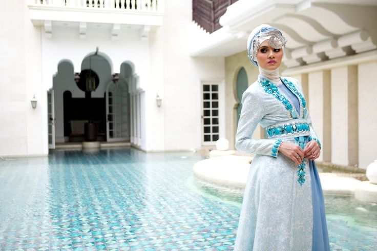 White Blue Angel - Dian Pelangi