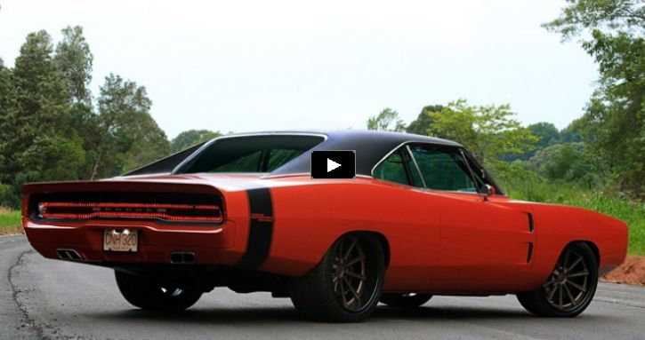Test Driving The 830hp 1969 Dodge Mayhem Charger