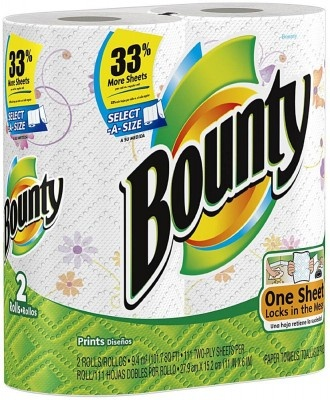 Bounty Towel Select-A-Size Big Roll