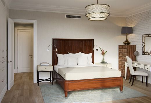 Квартира в ЖК Форт Кутузов. Спальня