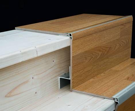 ber ideen zu treppen aus laminat auf pinterest. Black Bedroom Furniture Sets. Home Design Ideas