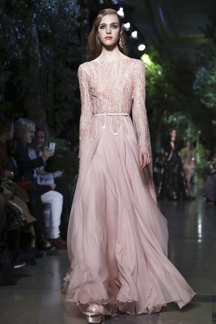 Elie Saab Couture Spring Summer 2015 Paris