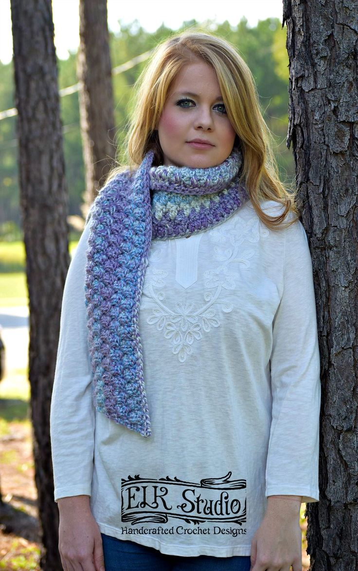 Did you catch my Facebook Live event debuting the Loops and Threads Kaleidoscope and Barcelona yarn by Michael's? They are sponsoring the ELKies once again with some amazing yarns! Today, I'll be sharing the Soul Searching Scarf with you using the Kaleidoscope yarn. It's a wonderful super bulky weight yarn made up of mainly acrylic …
