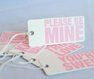 cute LOVE tags!