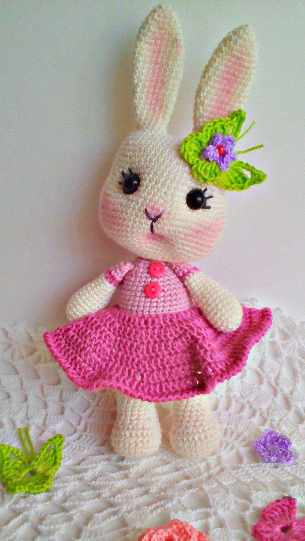 Mejores 145 imágenes de Ami conejos en Pinterest   Amigos, Patrones ...
