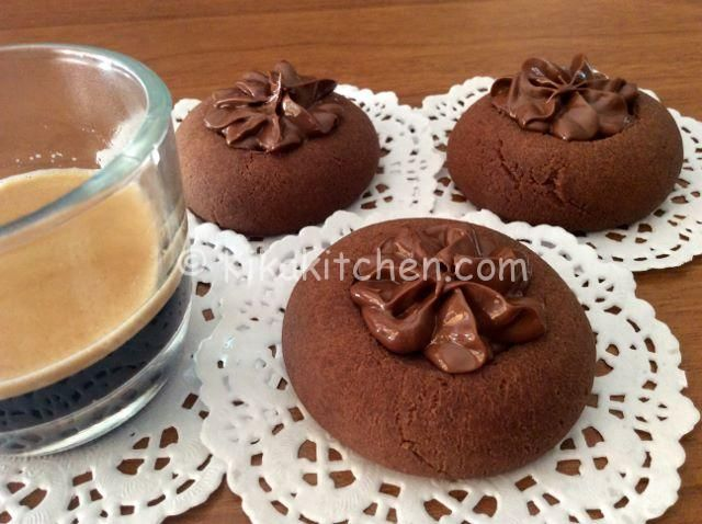 Nutellotti (biscotti con pasta frolla alla nutella) | Kikakitchen