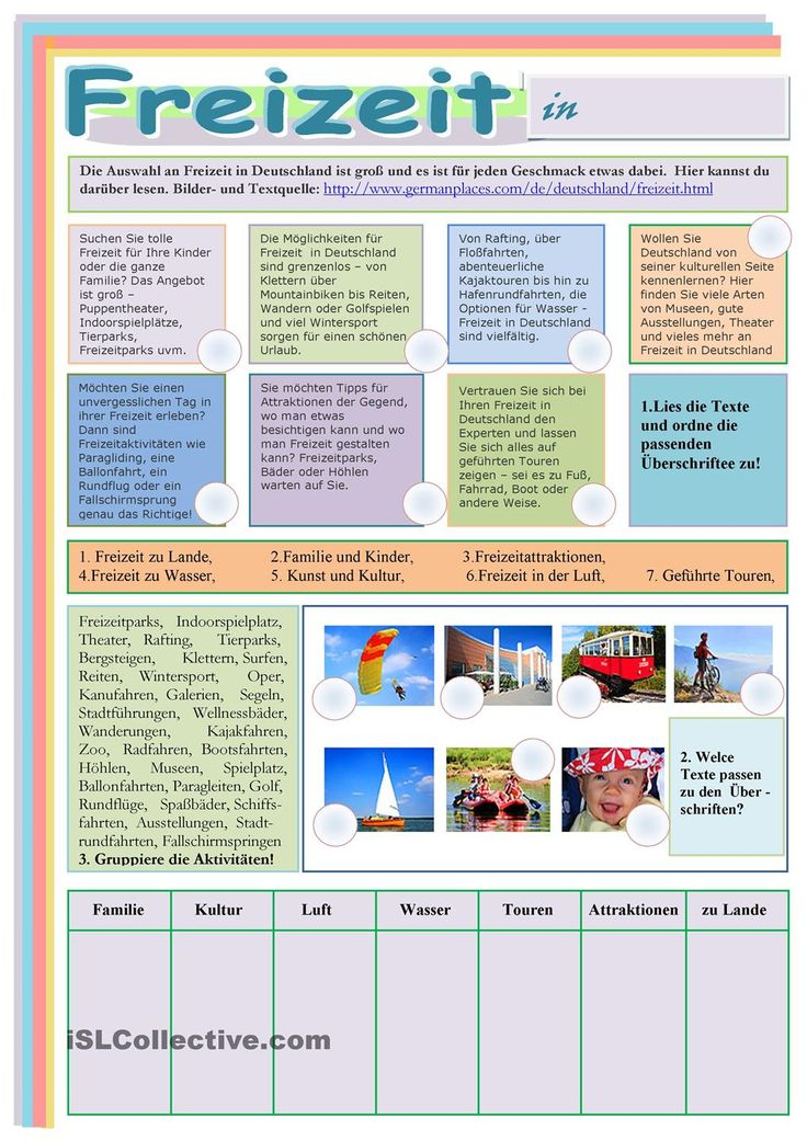 359 best Interpretive texts for German class images on Pinterest ...