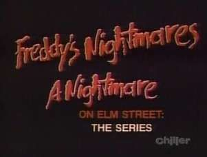 Freddys Nightmares A Nightmare On Elm Street The Series 1988-1990❤ I wish they made more than 2 seasons