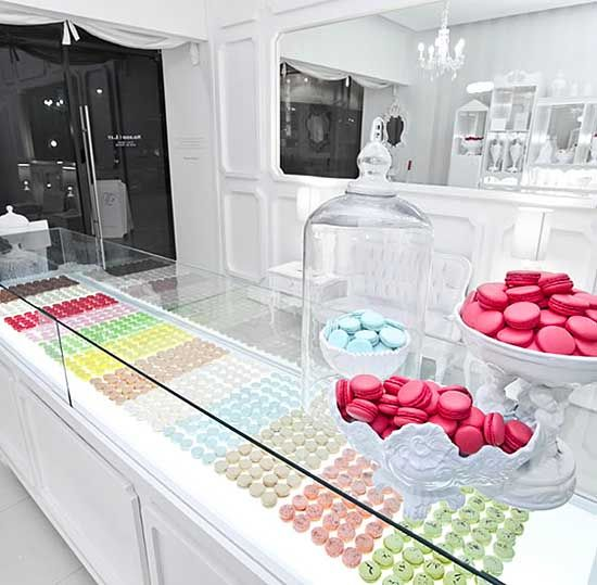 Macaroon Shop, Mexico...so okay maybe not vacation but stop in for a macaroon :)