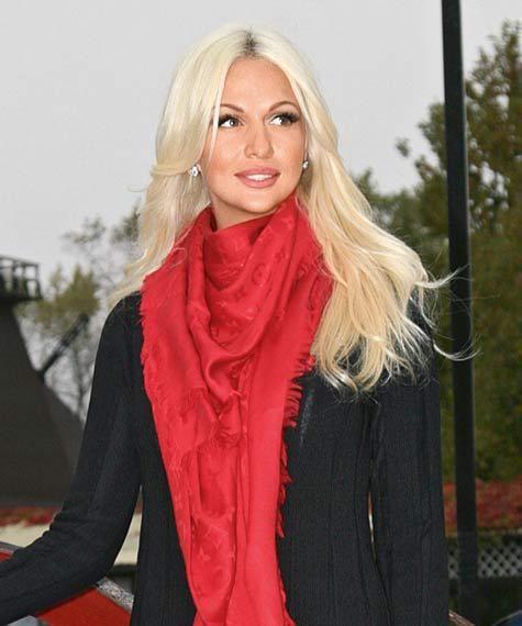 Top 50 más bellas mujeres rusas (50 fotos). Página 1