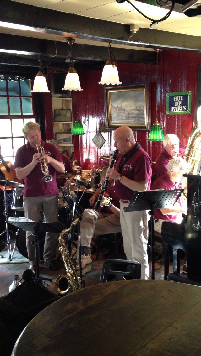 Scaldis jazzband