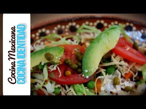 Receta de Enchiladas Tultecas,Yuri de Gortari - YouTube