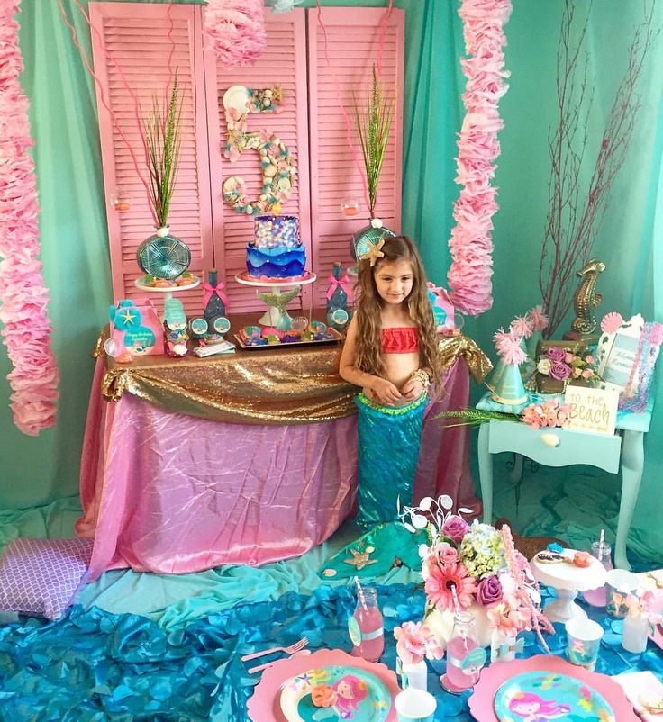 3841 Best Images About Mermaid Party On Pinterest