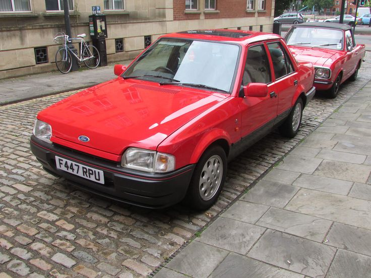 Ford Orion 1.6i Ghia F447RPU